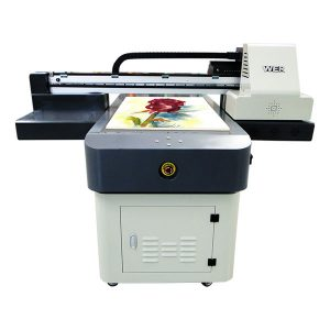 uv flatbed printer a2 pvc kort uv printer maskine digital inkjet printer dx5
