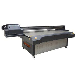 ledet uv flatbed printer maskine om håndværk glas