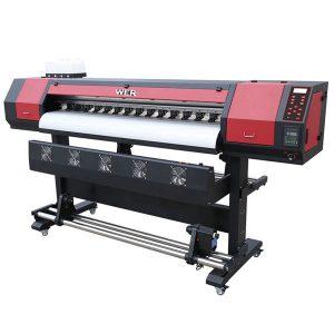 stort format 1,8m vinyl dx5 printhoved øko solvent printer