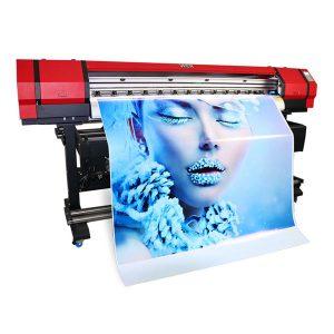 fuld farve eco solvent bredformat inkjet label printer printer