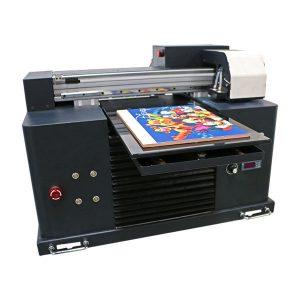 inkjet printer maskine led flatbed uv printer til a3 a4 størrelse