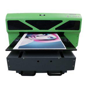 direkte fra fabrikken a2 størrelse 6 farver usb kort flatbed dtg printere til salg
