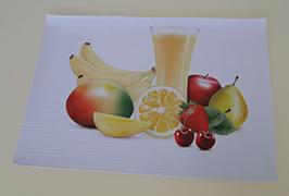 PVC-banner trykt med 3,2 m (10 fod) øko-opløsningsmiddelprinter WER-ES3201