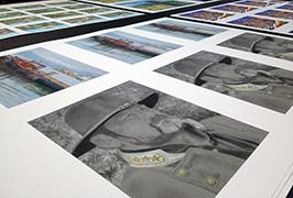 Fotopapir trykt med 1,8 m (6 fod) øko-opløsningsmiddelprinter WER-ES1802 2