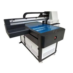 a1 6090 direkte jet uv printer til glas metal keramiske træ kort pen materialer